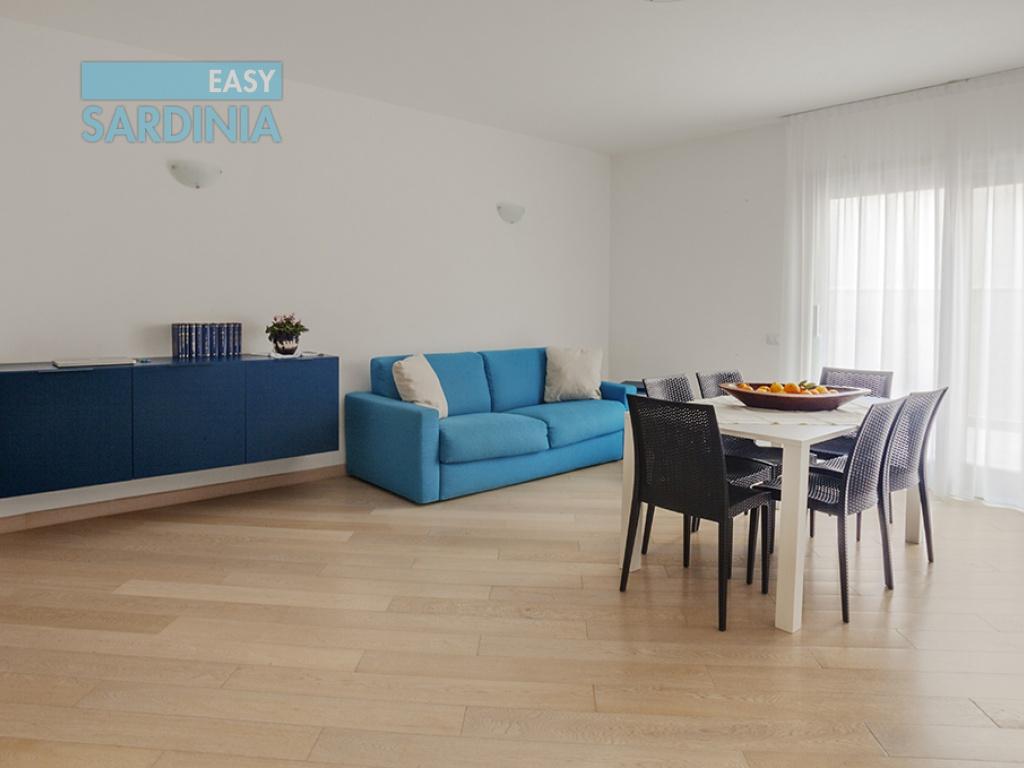 2 Camere da Letto, Trilocale, Affitto case vacanza, 2 Bagni, ID Annuncio 1013, 50 mt. dal mare, terrazza abitabile, posto auto