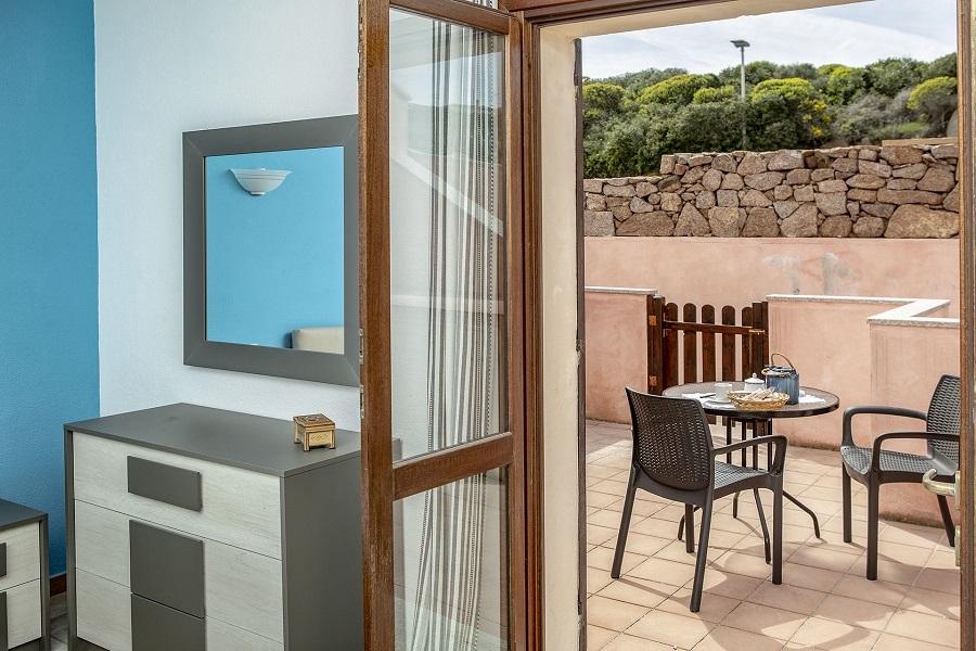 Bilocale via umbria vacanze in sardegna for Case a buon mercato 4 camere da letto